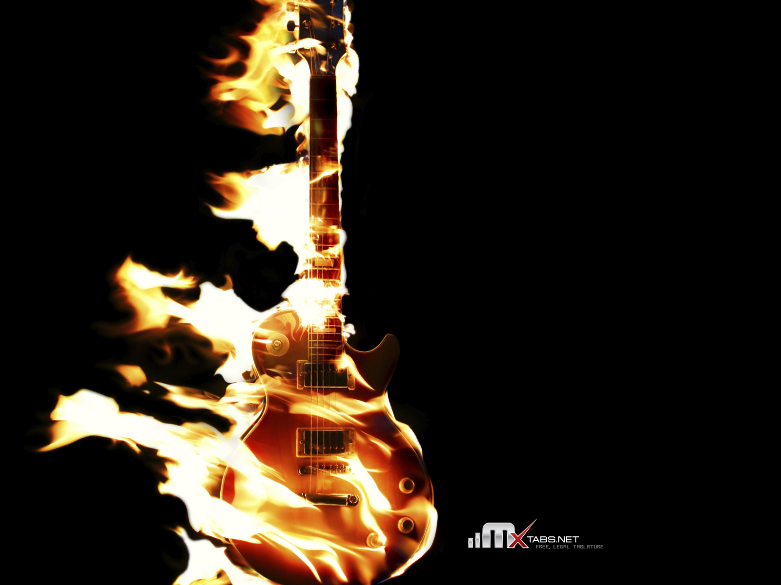 Wallpapers   Musica Guitarra RockNRoll Wallpapers 1600x1200