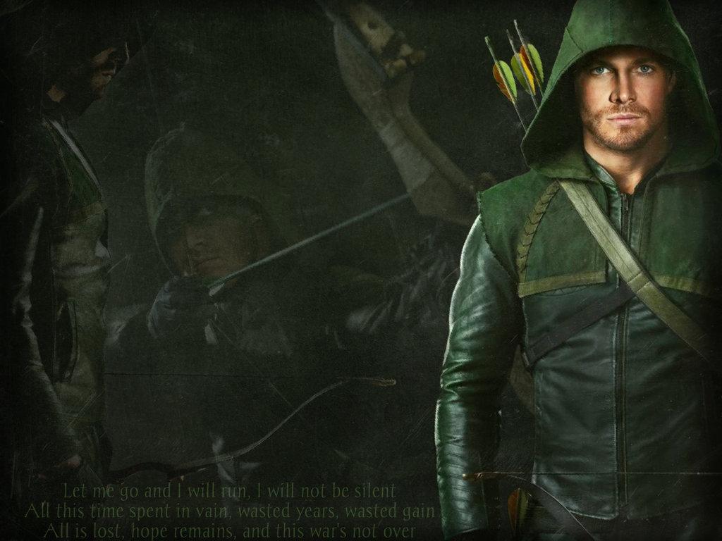 Green Arrow Wallpaper Cw image gallery 1024x768