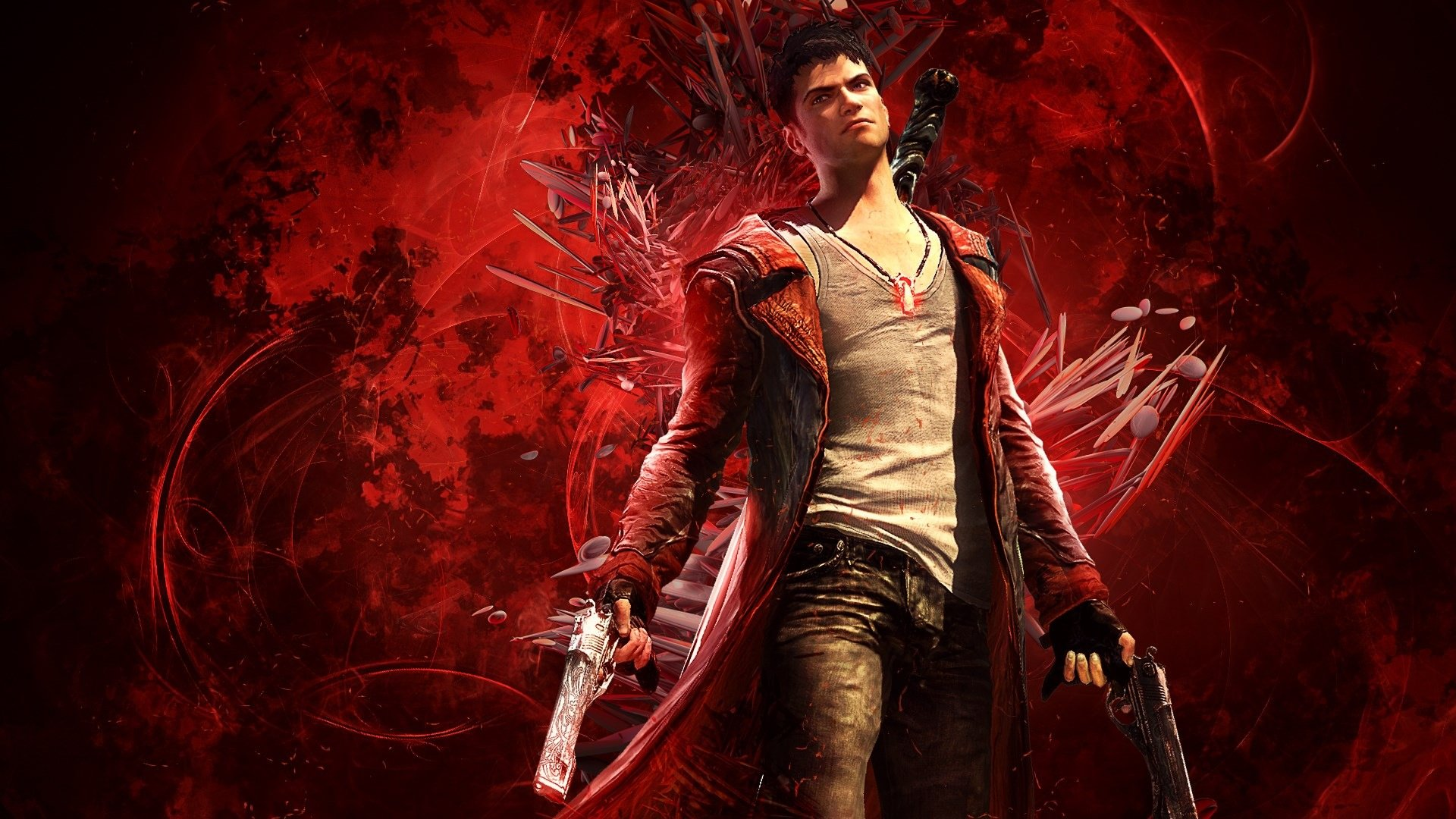 Devil May Cry Game HD Wallpaper High Definition HD Games Wallpaper 1920x1080