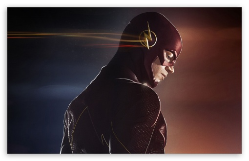 The Flash CW HD desktop wallpaper Widescreen High Definition 510x330
