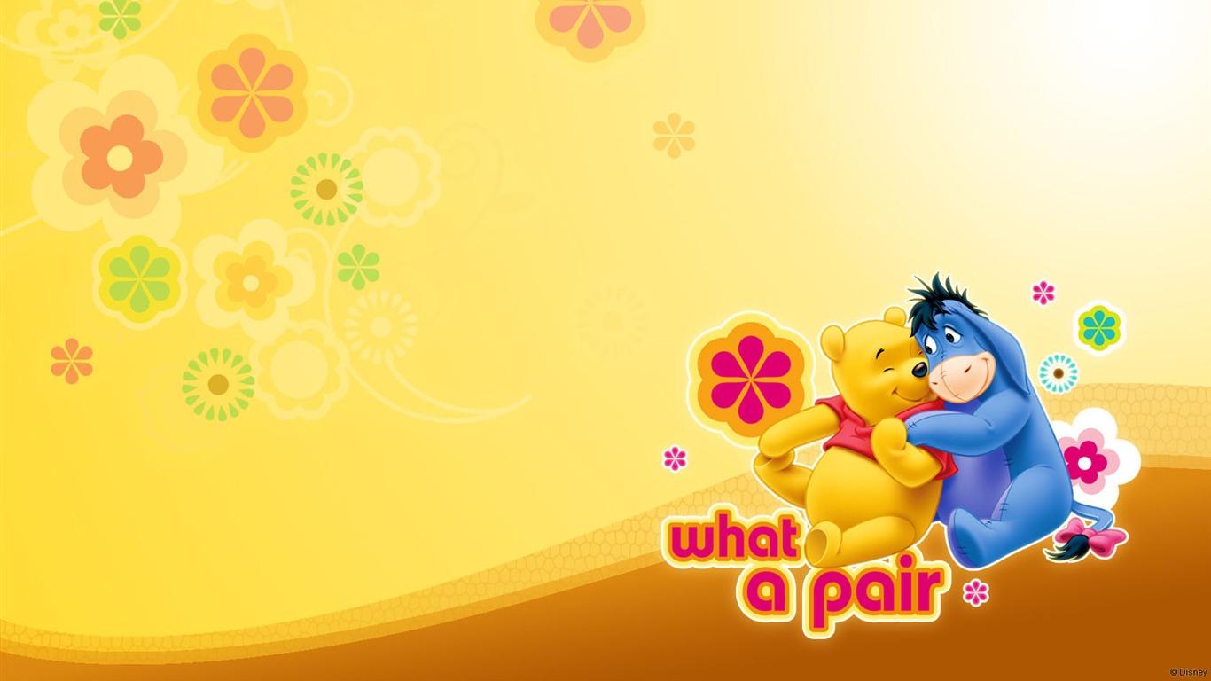 Pooh Wallpapers For Desktop Wallpapersafari