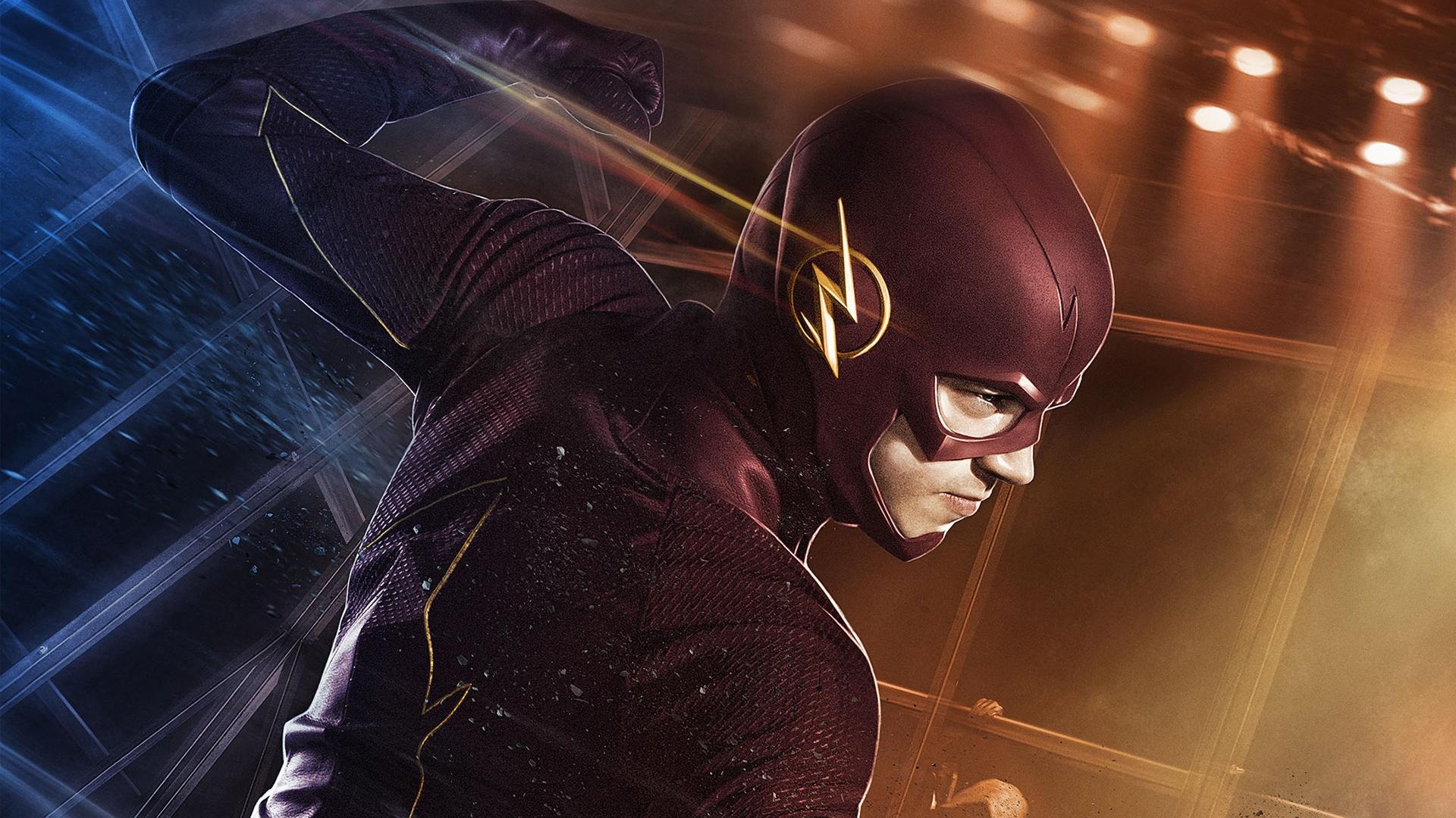 Fondos de pantalla de Barry Allen es The Flash tamao 1024x768 1920x1080