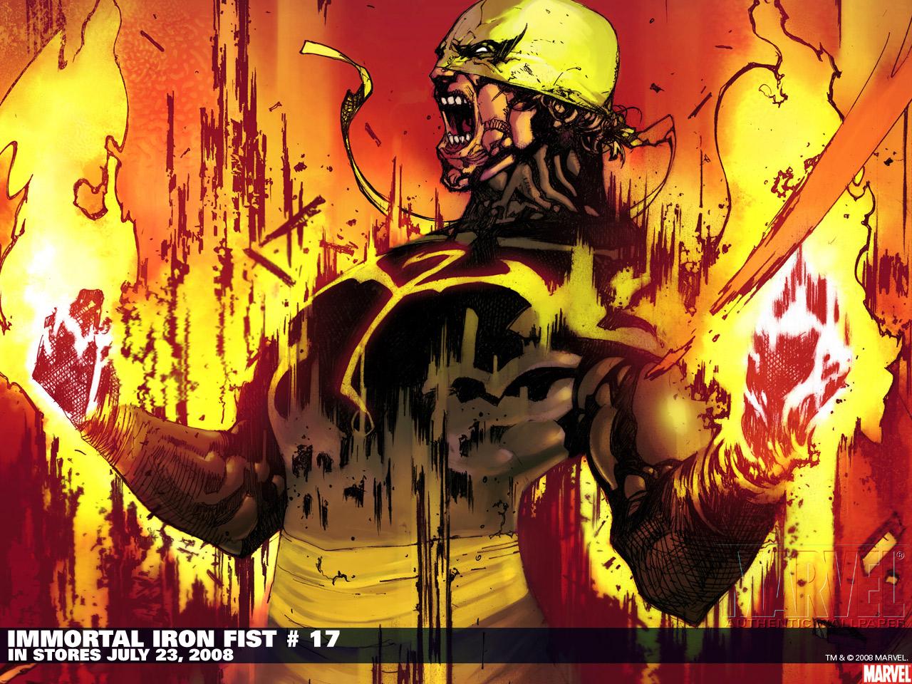 Immortal Iron Fist 1280 x 960 Iron Fist Wallpapers 1280x960