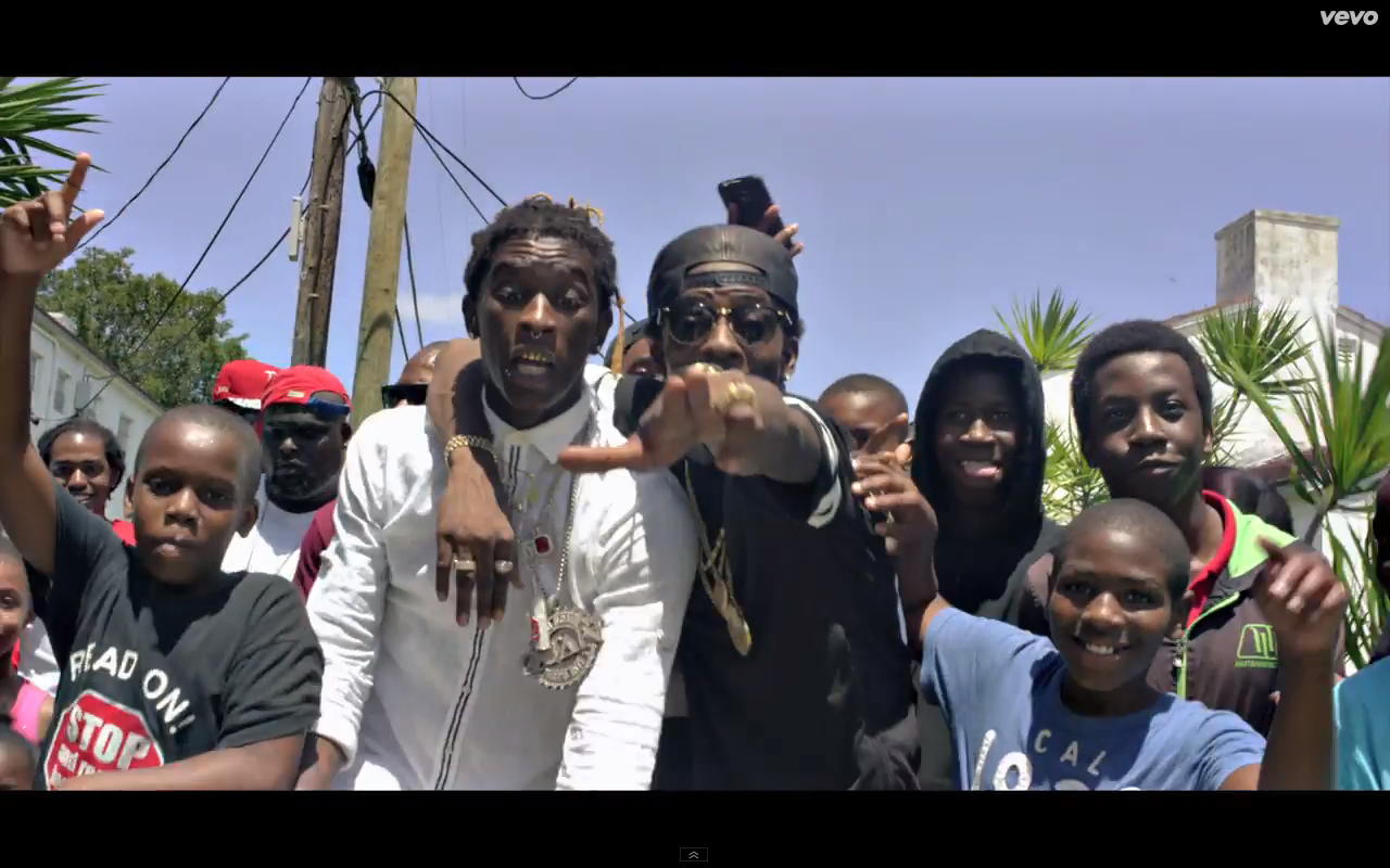 Video Rich Gang Feat Young Thug Rich Homie Quan   Lifestyle   Rap 1280x800