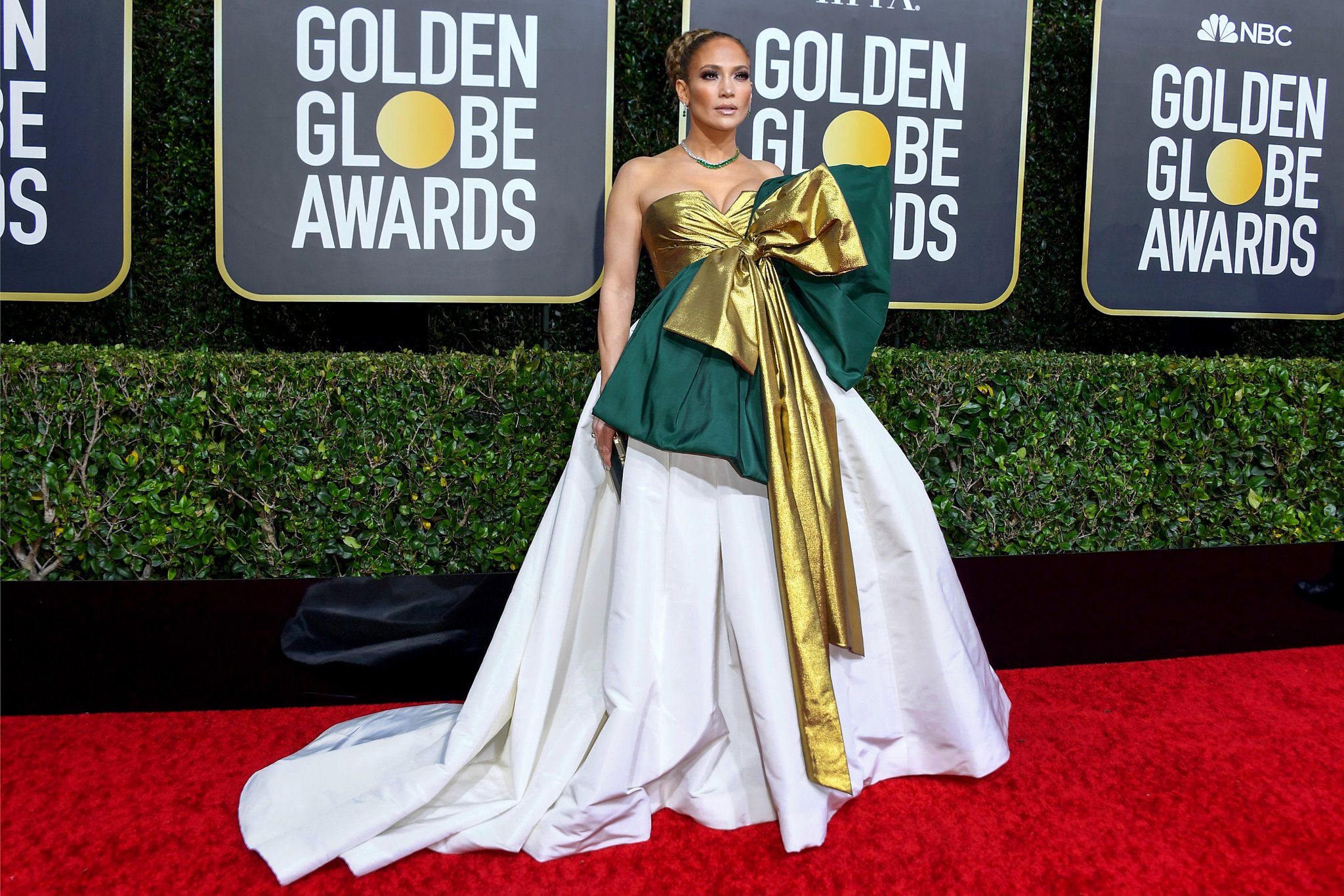 This Golden Globes Red Carpet Was Not Harvey Weinsteins Red 2048x1365