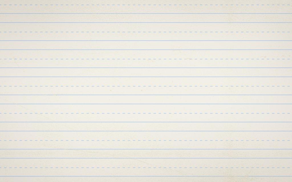 Lined Paper Wallpaper - Wallpapersafari