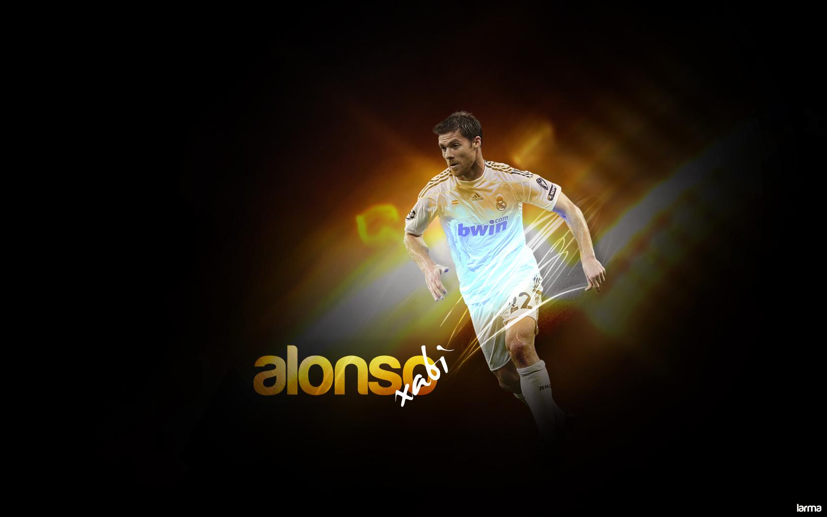 Xabi Alonso Best Wallpaper   Football HD Wallpapers 1680x1050