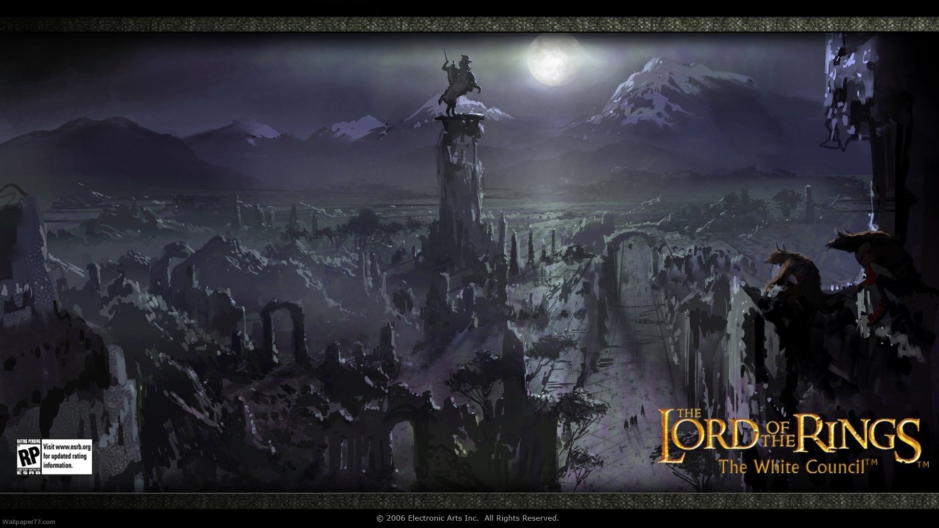 LOTR Wallpaper 1920x1080 - WallpaperSafari