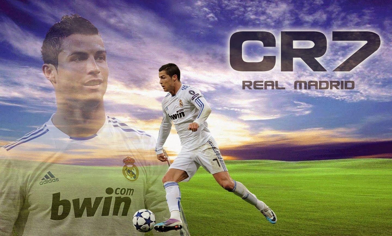 Wallpaper C.Ronaldo Real Madrid 2014