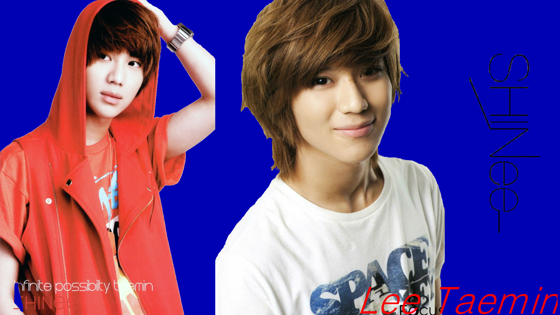 Lee Taemin Wallpaper by Lvr94Clan 1920x1080