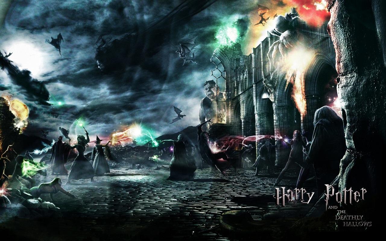Harry Potter Wallpaper   Harry Potter Wallpaper 25655930 1280x800