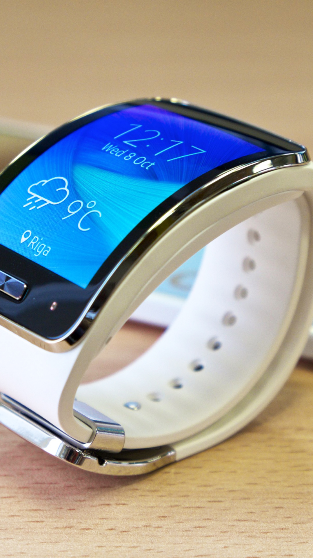 Free Download Smart Watch White Android Wallpaper Download
