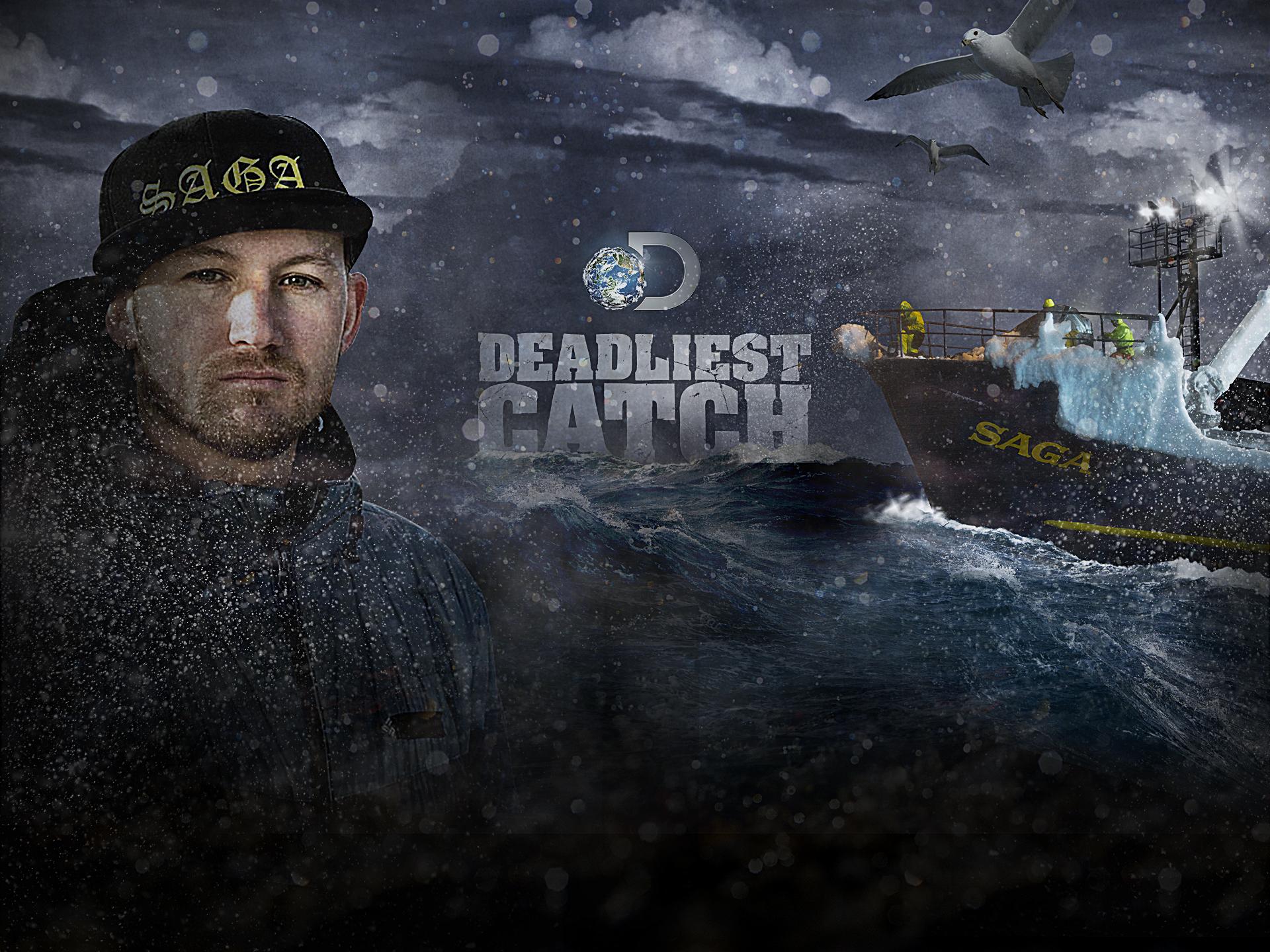 Deadliest Catch Raw Saga Discovery Channel 1920x1440
