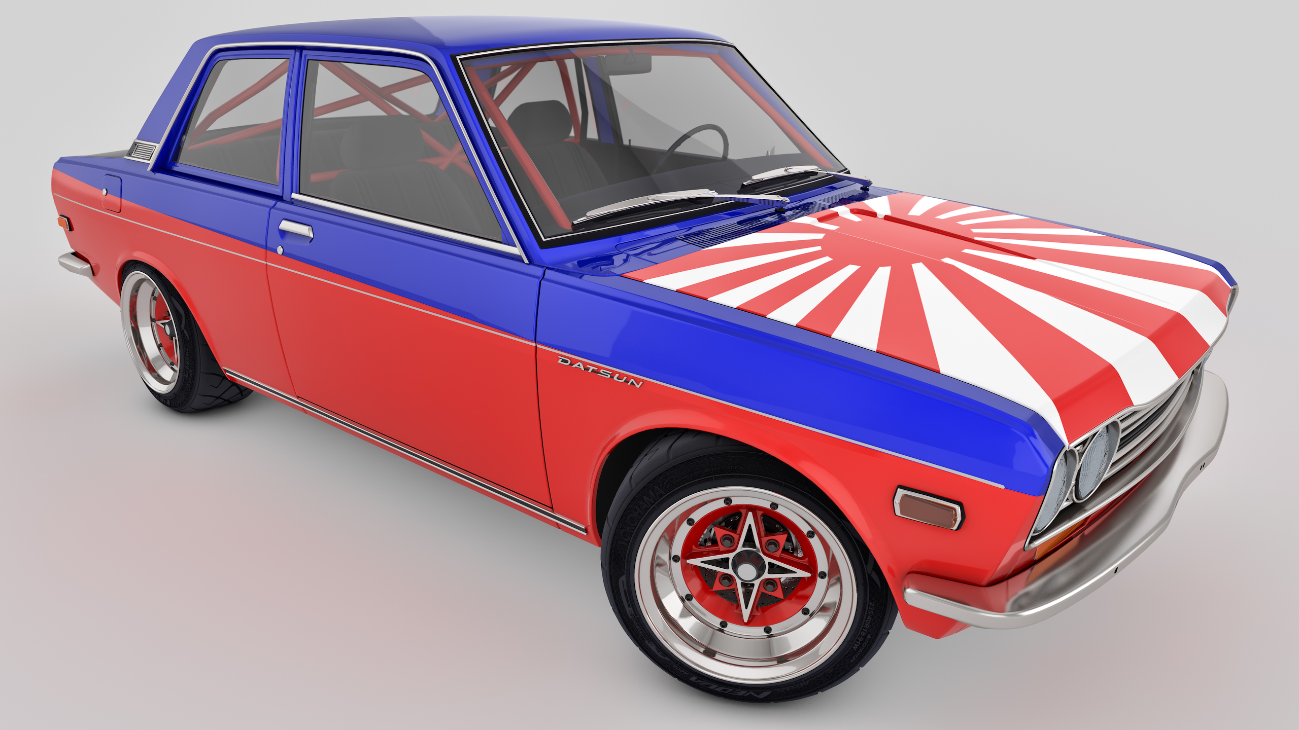1970 Datsun 510 Wallpaper Best Cool Wallpaper HD Download 2560x1440