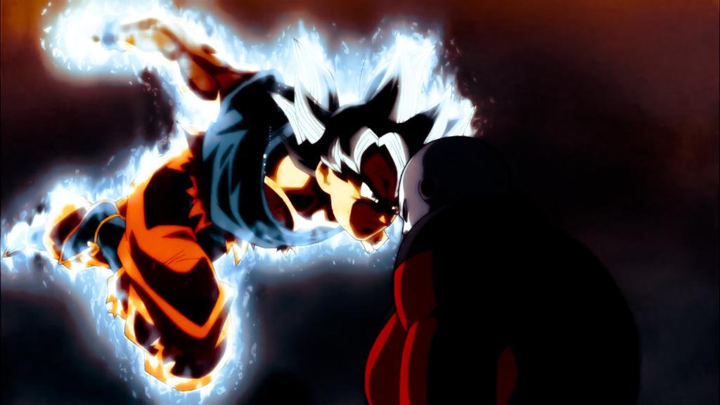 DBS 110   Goku Ultra InstinctOmen Vs Jiren   Edit by 1024x576