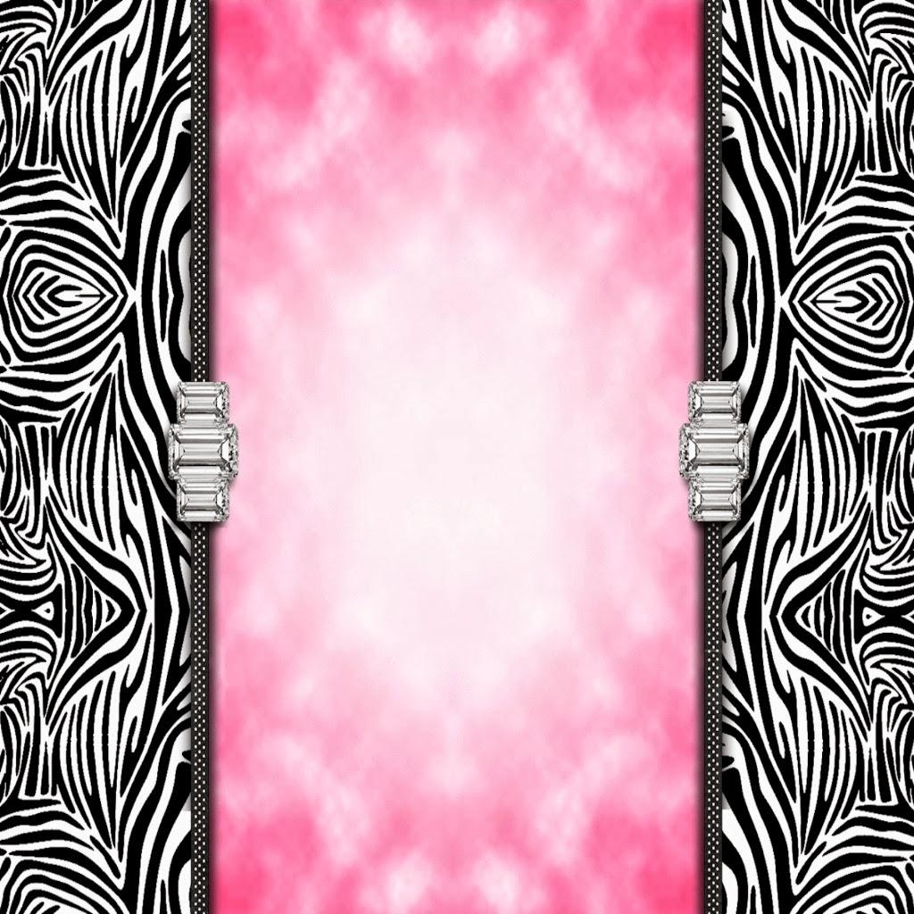 Zebra WallpaperZebra Print WallpaperZebra Wallpaper BorderPink 1024x1024