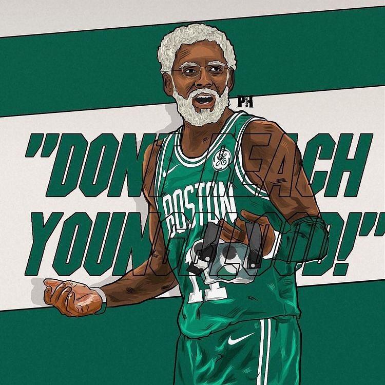 20 Kyrie Irving Celtics Wallpapers On Wallpapersafari