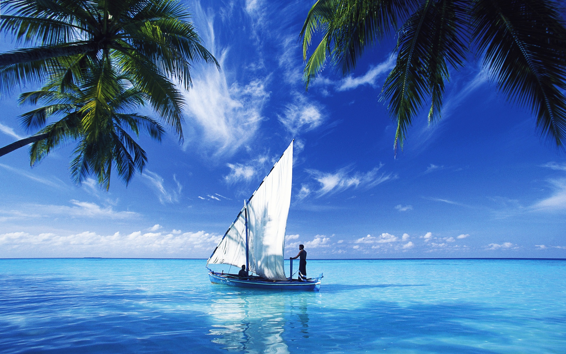 Sailing Over Indian Ocean Wallpapers HD Wallpapers 1920x1200