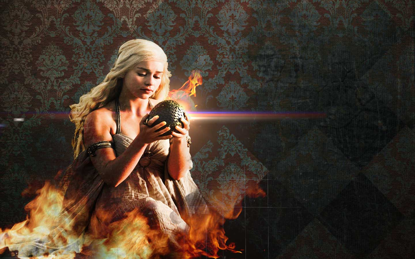 [50+] Game of Thrones Daenerys Wallpaper on WallpaperSafari