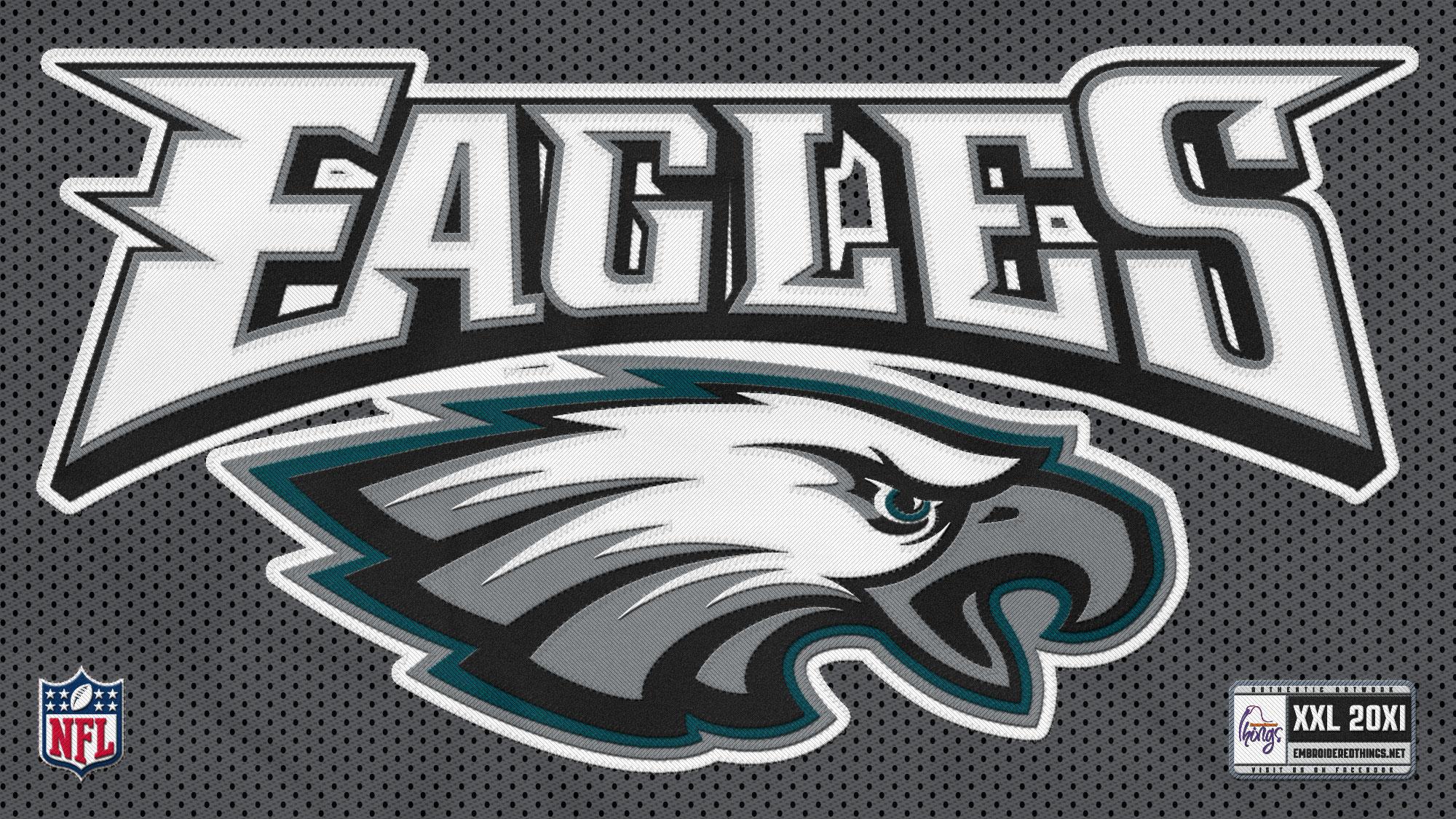 Philadelphia Eagles Logo HD Desktop Wallpaper HD Desktop Wallpaper 2000x1125