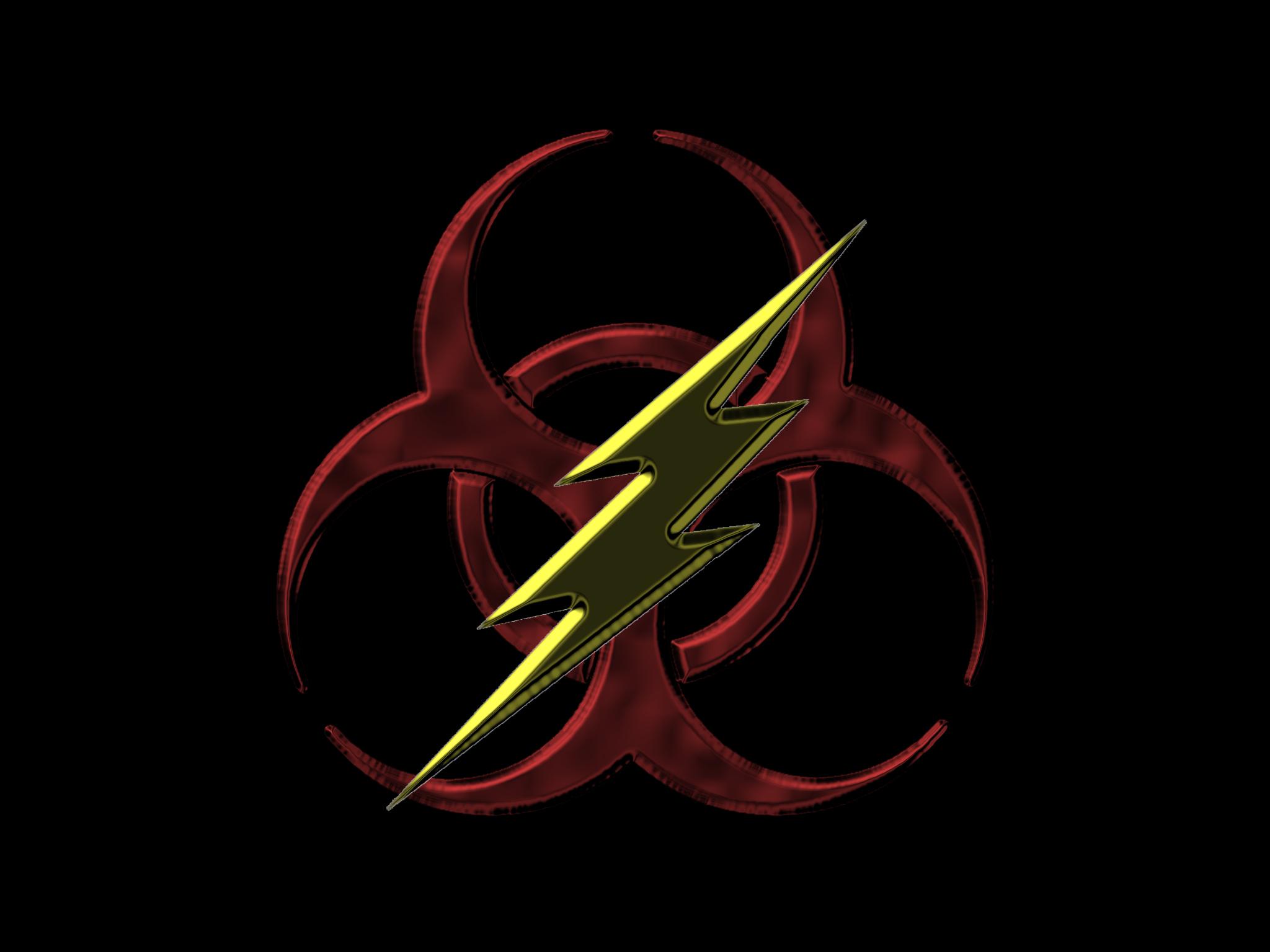 Flash Biohazard Hybrid by veraukoion 2048x1536
