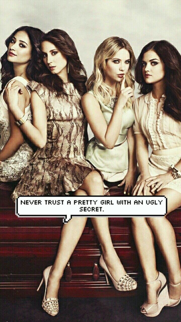 Pretty Little Liars Poster wallpaper A Pretty little liars in 719x1280
