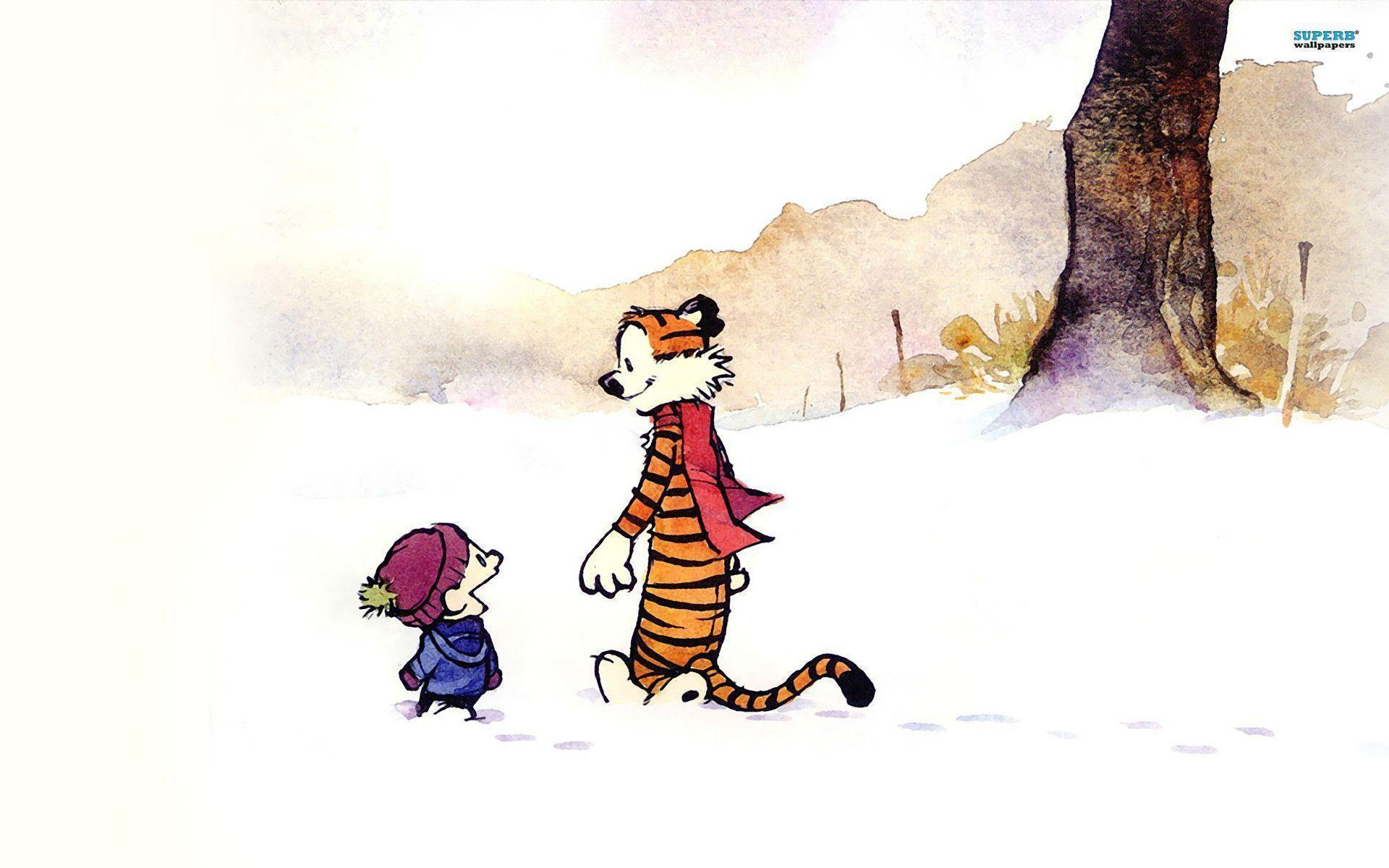 Calvin And Hobbes Wallpapers 1920x1200