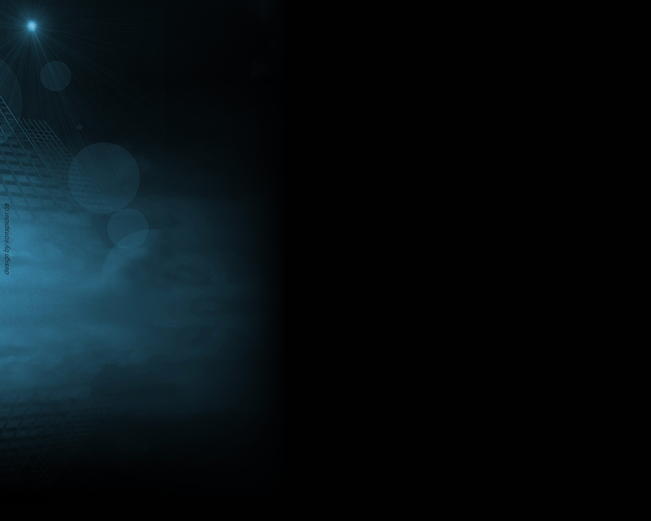 Dark Twitter Backgrounds   Layouts for Twitter Profiles 1280x1024