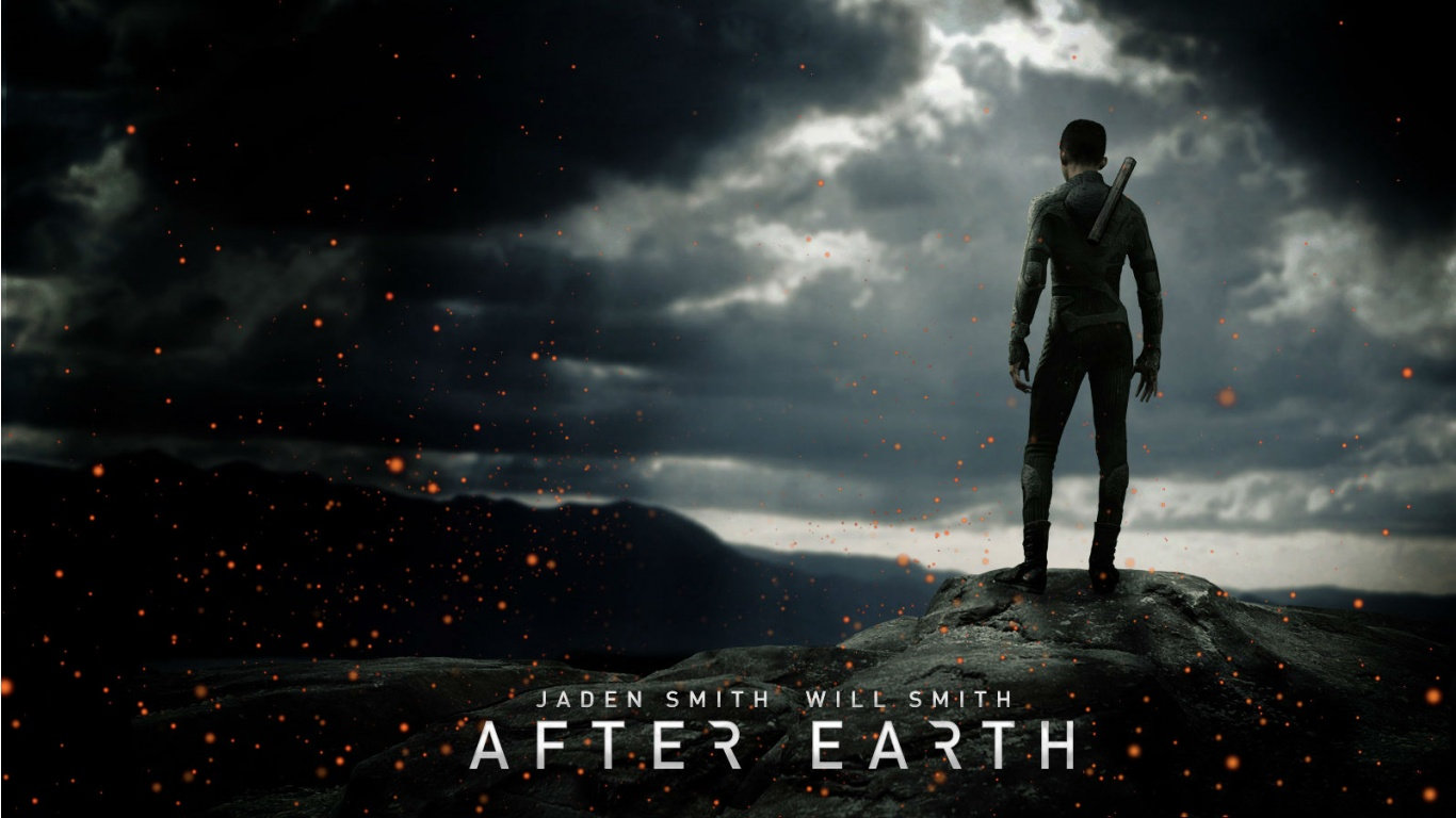 After Earth Wallpaper Image Group 49 1366x768