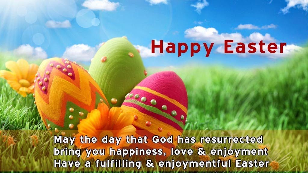 Happy Easter Sunday 2017 Quotes Images Pics Bunny Pictures 1024x576