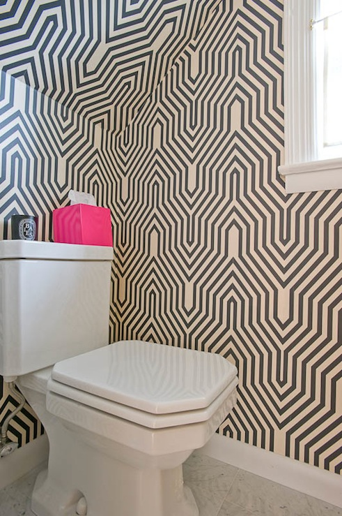 Geometric Black And White Wallpaper Wallpapersafari