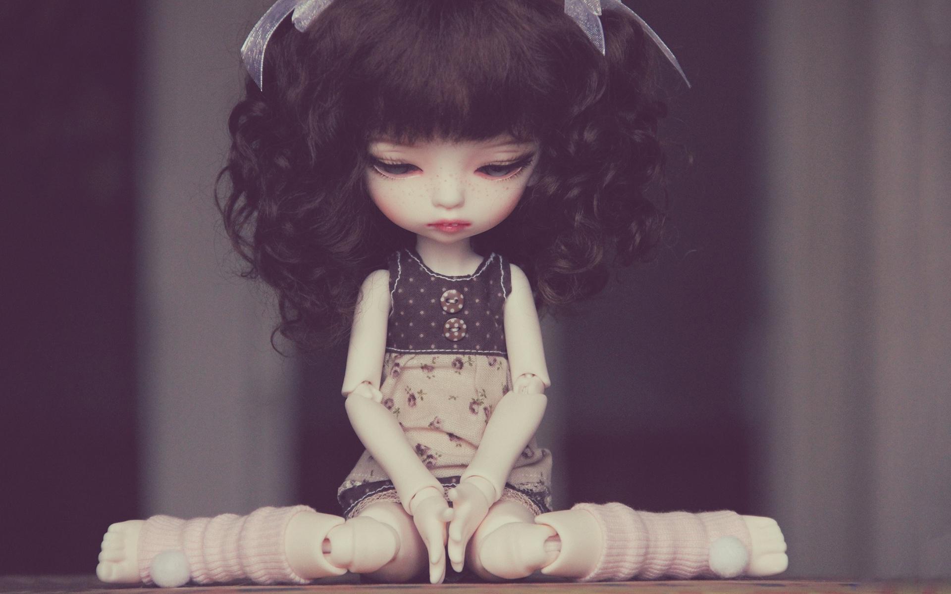 Doll Desktop Background 1920x1200