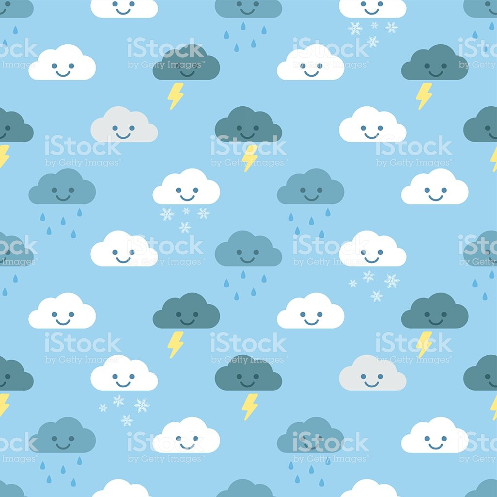 Sky Wallpaper Stock Vector Art More Images of Anthropomorphic 1024x1024