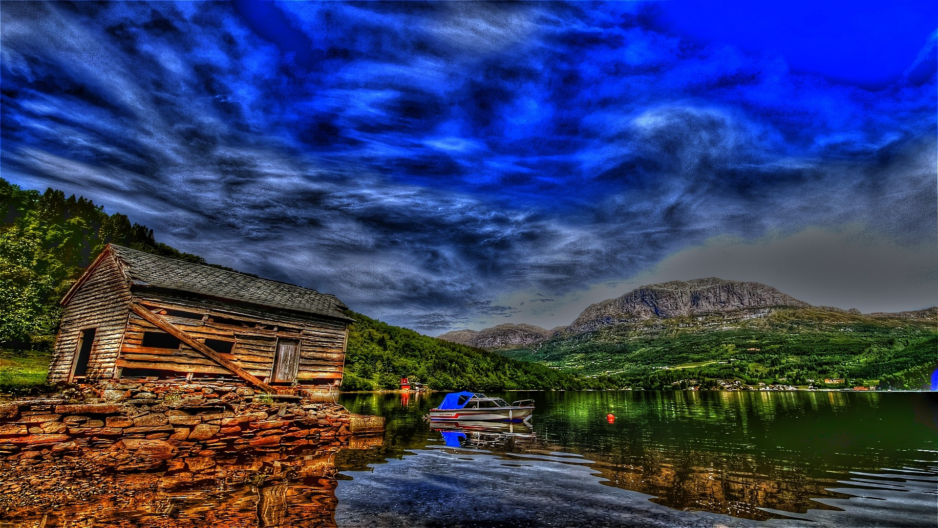 Download Landscapes HDR Wallpaper 1920x1080 Wallpoper 1920x1080