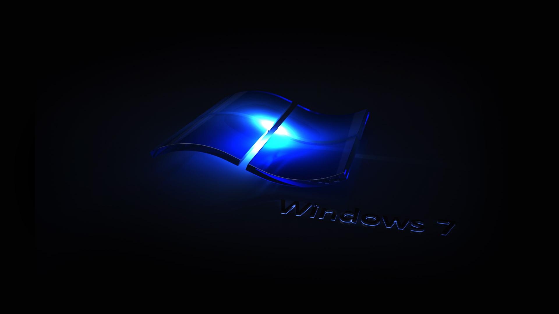 Blue Light Windows 7 Wallpaper High Quality WallpapersWallpaper 1920x1080
