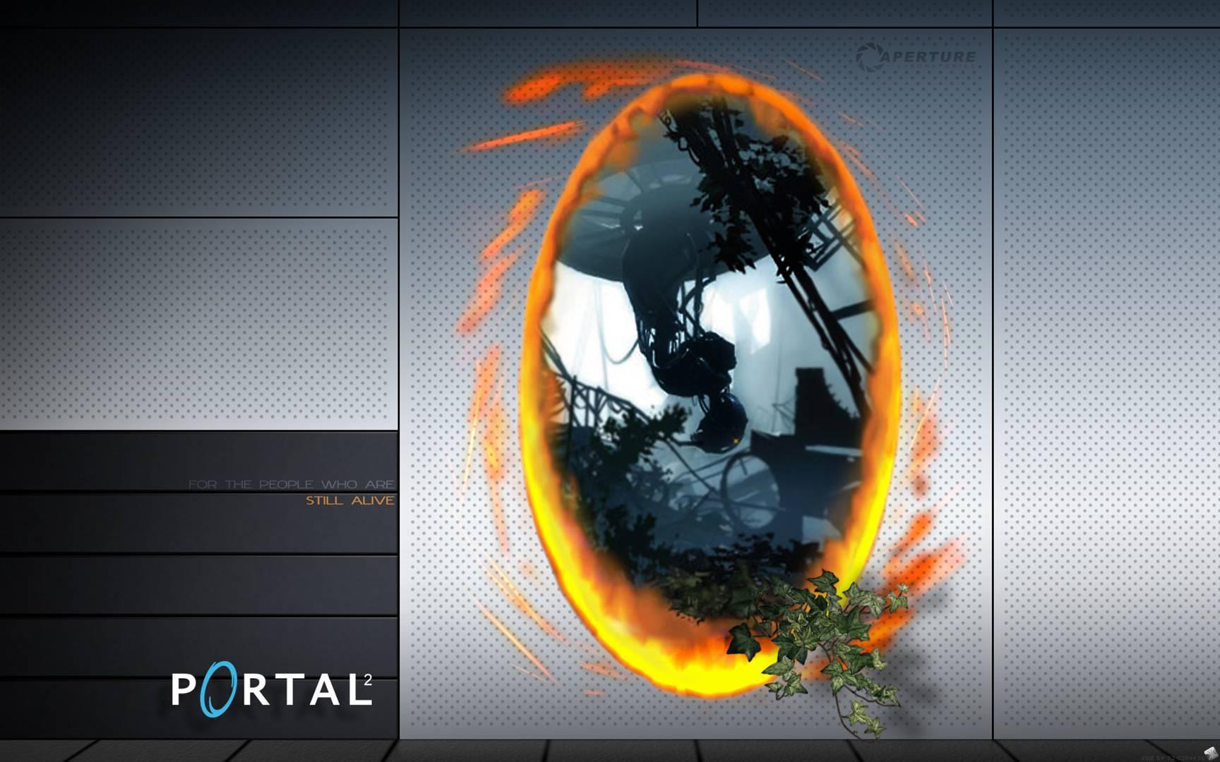 Portal 2 Wallpapers in full 1080P HD GamingBoltcom Video Game 1728x1080