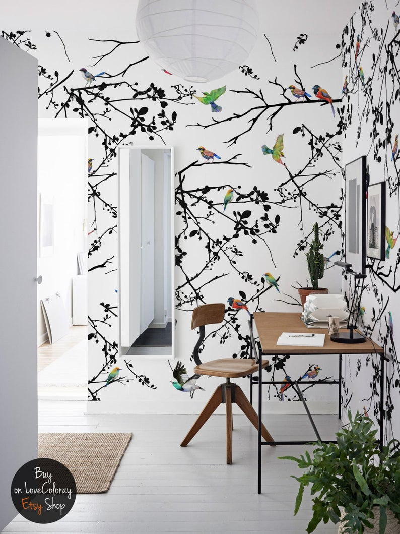21+] Removable Wallpaper Murals on ...