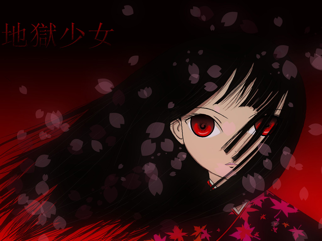 Hell Girl Anime Review 1024x768