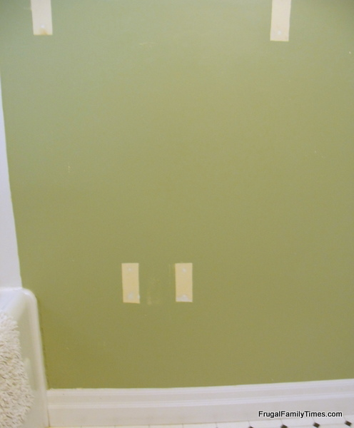 How to Install Beadboard Paintable Wallpaper Frugal Family Times 496x600