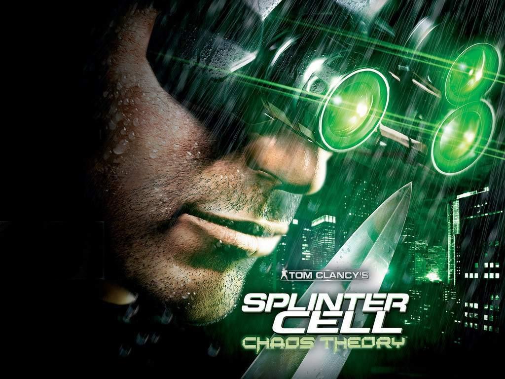Splinter Cell 1024x768