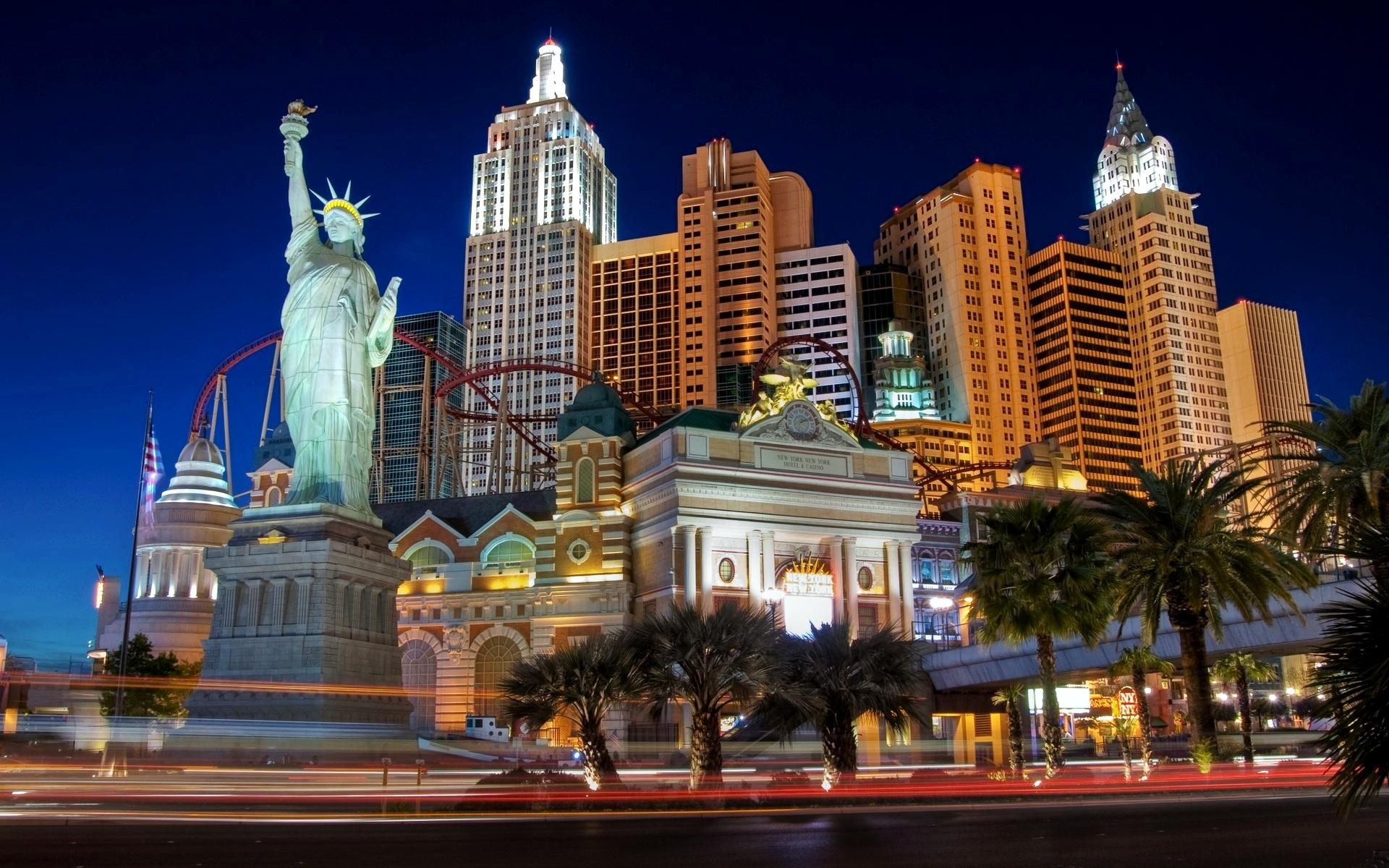 New York New York Hotel Casino Wallpapers HD Wallpapers 1920x1200