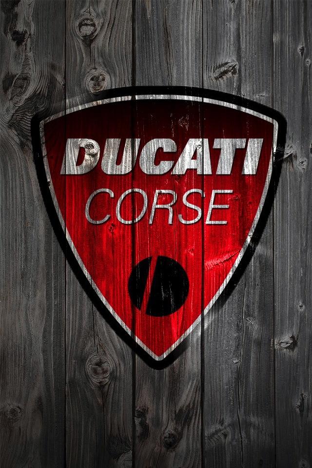 Ducati Logo Custom ducati logoducati s 640x960