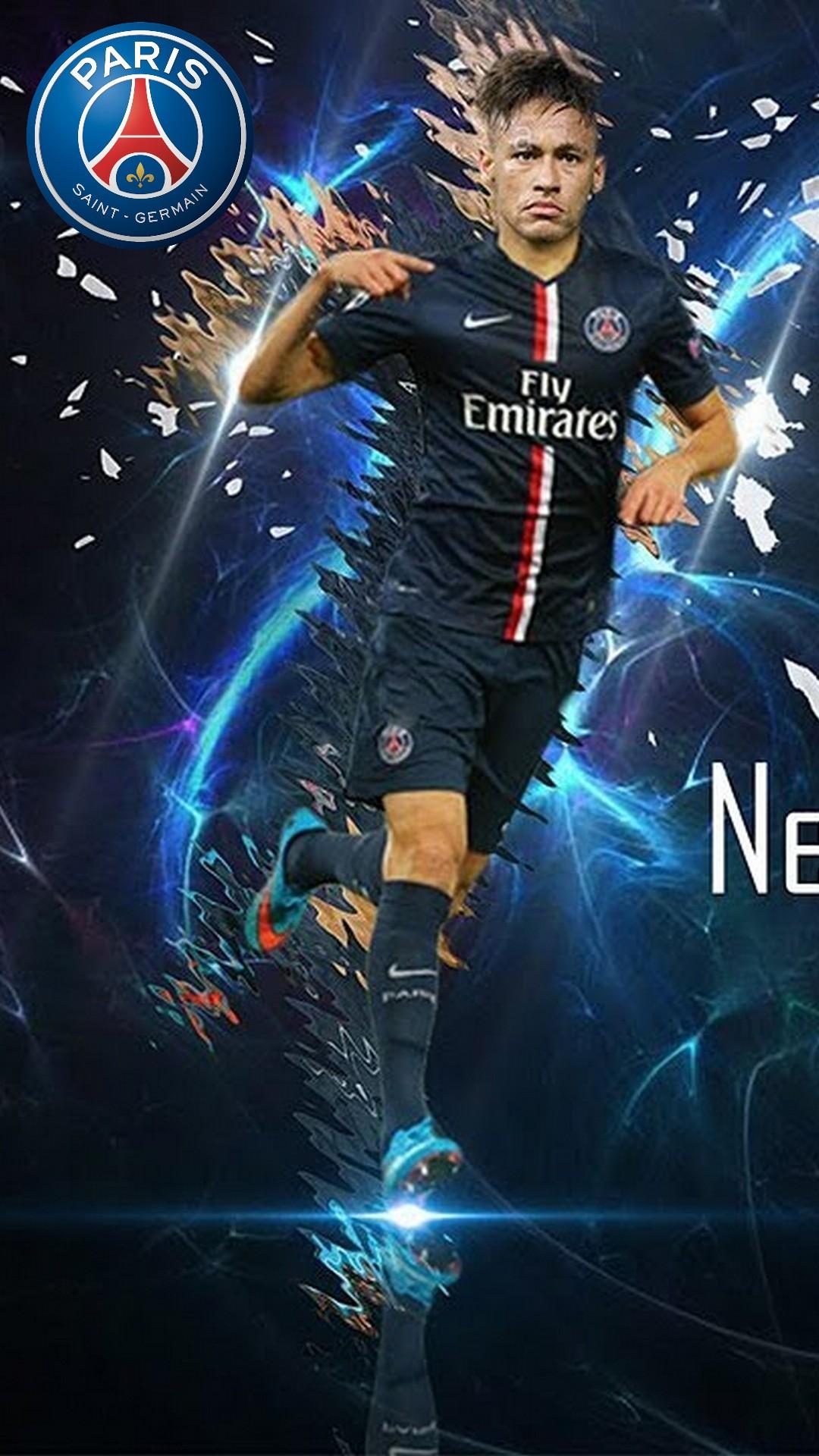 Neymar PSG iPhone 8 Wallpaper 2019 Football Wallpaper 1080x1920