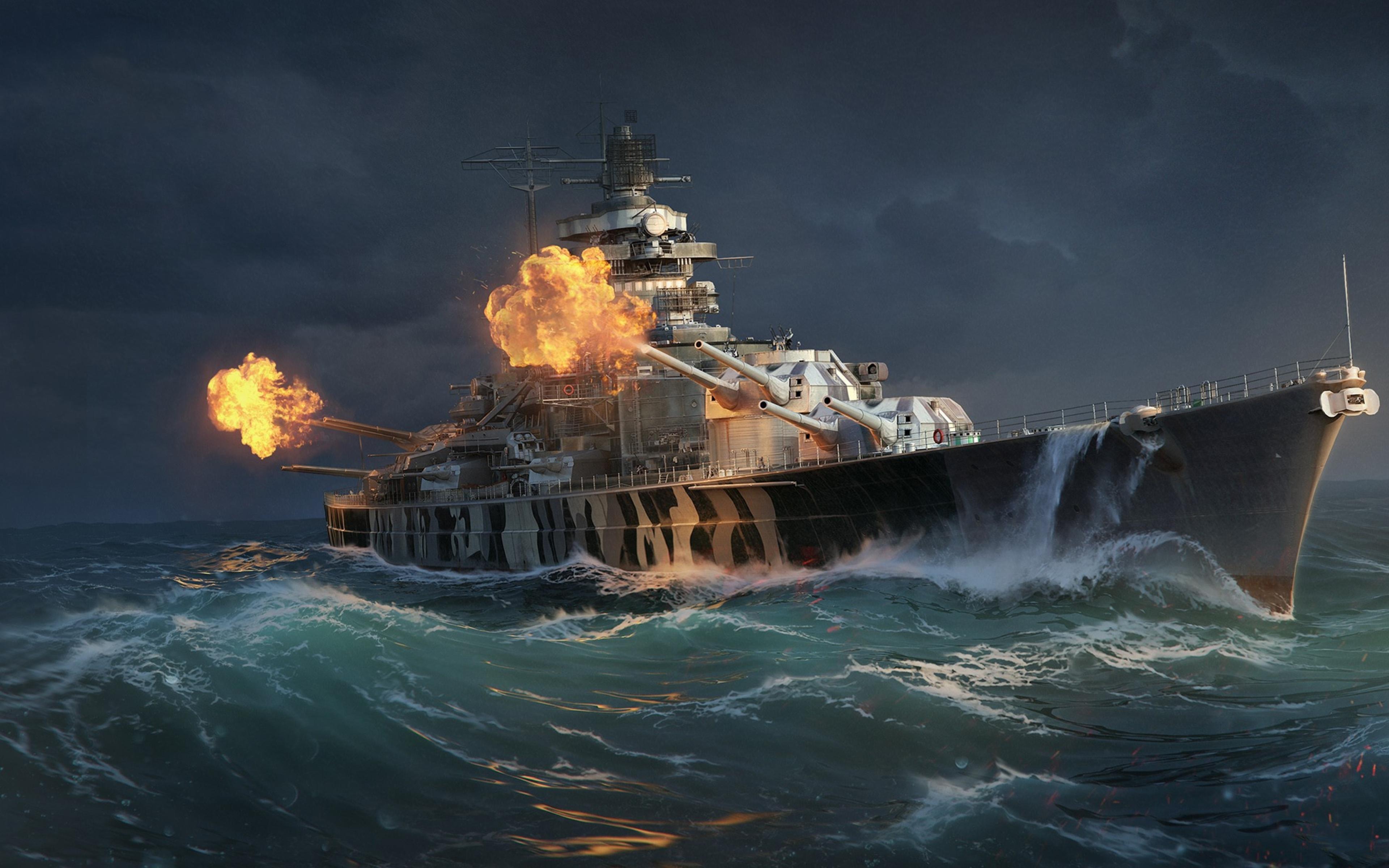 Free Download Hd Background World Of Warships Game Wargaming War