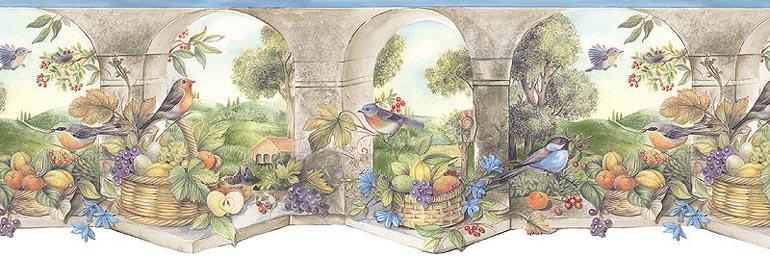 Discount Country Kitchen Wallpaper Amp Borders Joy Studio Design 770x257