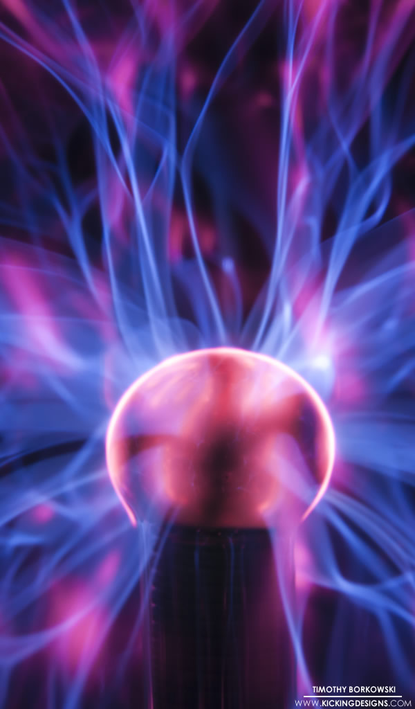 Plasma Ball 4 7 2013 Wallpaper Kicking Designs 600x1024