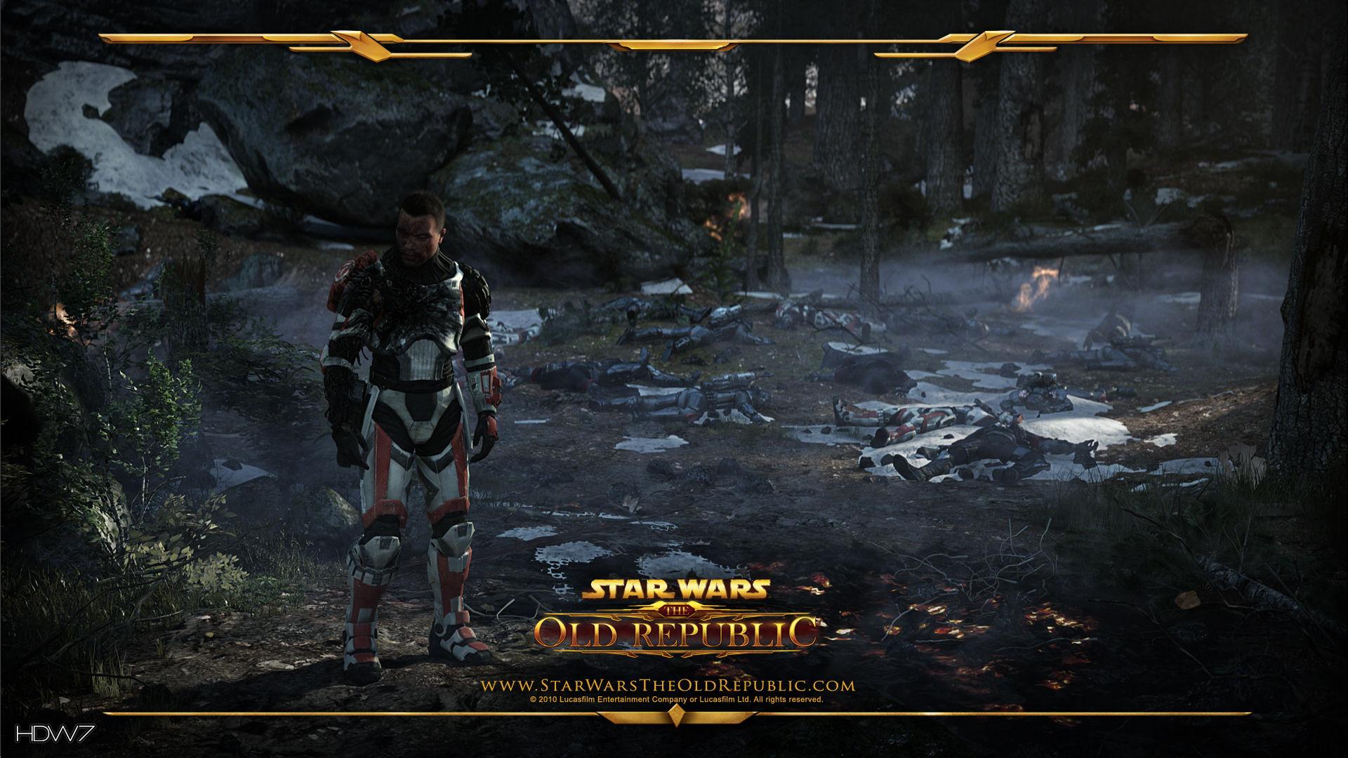 star wars the old republic last trooper standing 1920x1080
