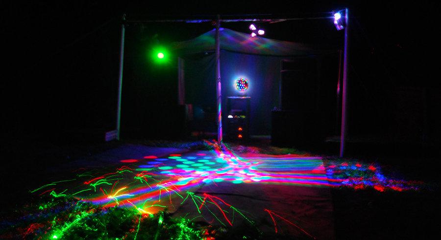 Led DJ Lights Wallpapers