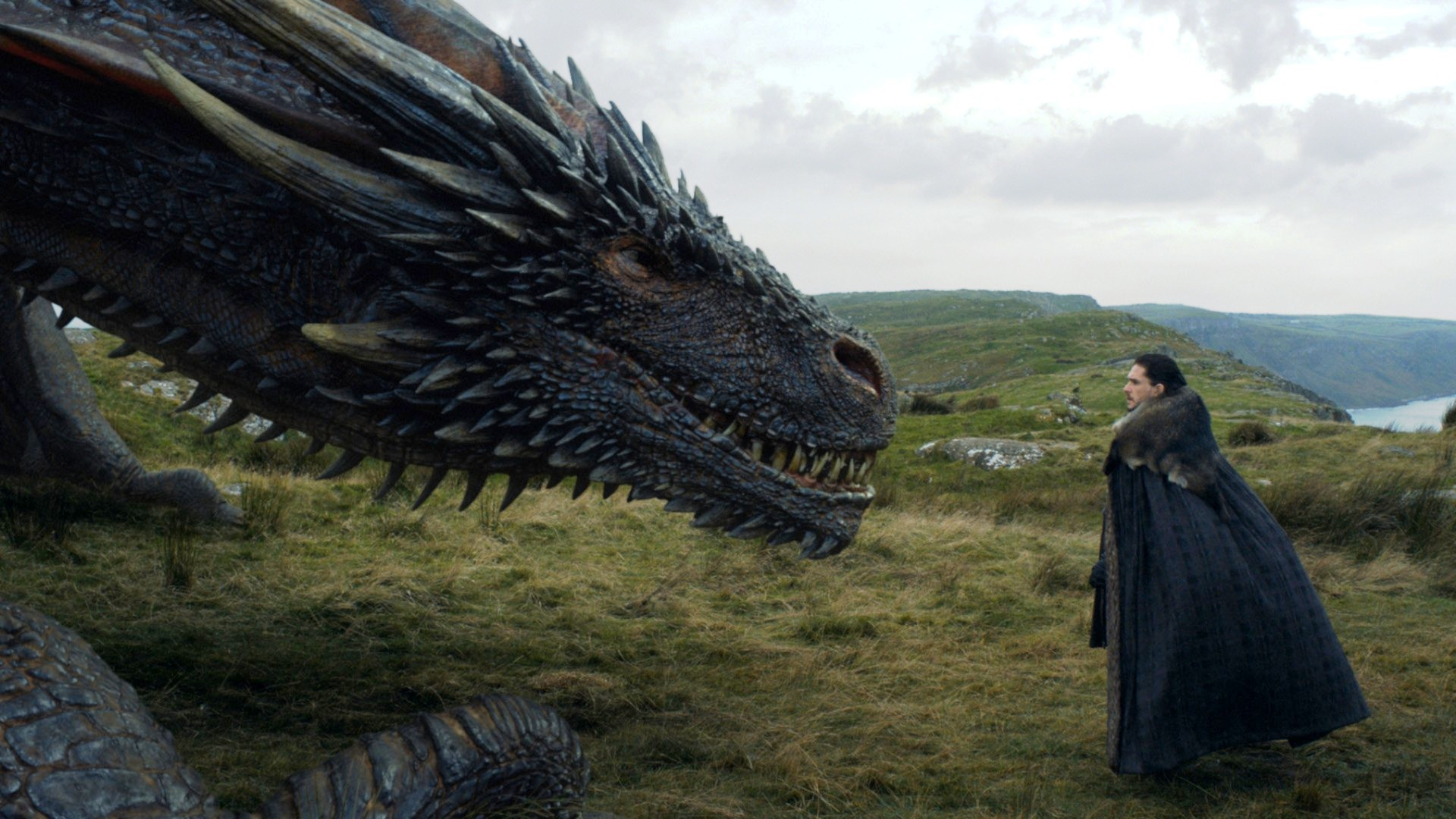 Free Download Game Of Thrones Dragons Full Movie Wallpaper