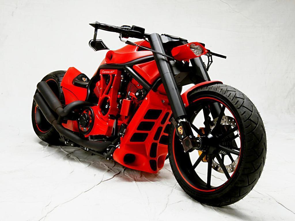 PORSCHE CUSTOM MOTORCYCLE   Motorcycles Wallpaper 16727521 1024x768